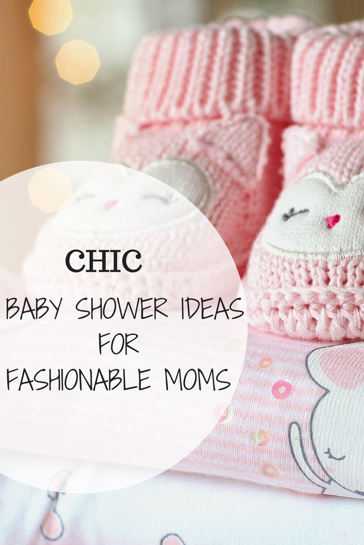 Chic Baby Shower Ideas For Fashionable Moms Meet The Harris Family