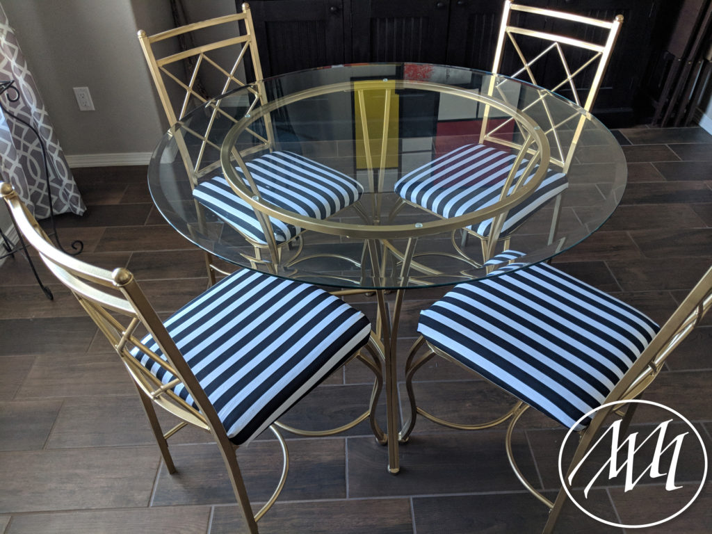 Upcycle Dining Room Table And Chairs